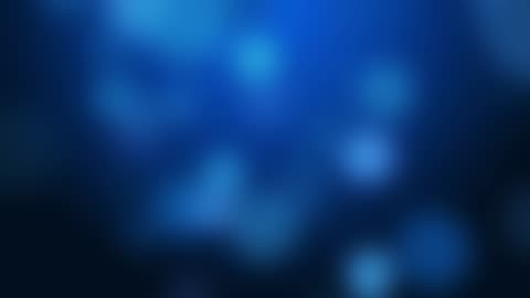 abstract bokeh background loop 4k - blue background stock videos & royalty-free footage