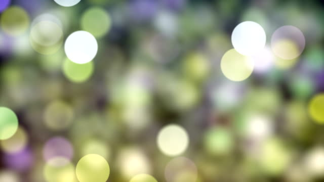 abstract bokeh particles background with infinite loop - simplicity stock videos & royalty-free footage