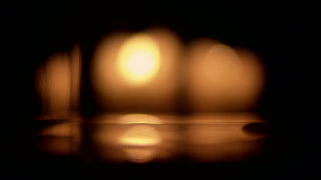 abstract candle background - candlelight stock videos & royalty-free footage