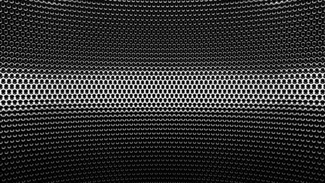 Abstrakte Chrom-Hintergrund