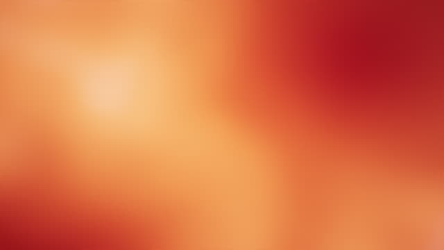 abstract clean blurred soft glitter orange dust tiny moving rising glitter light rays particles soft loopable background - glowing stock videos & royalty-free footage