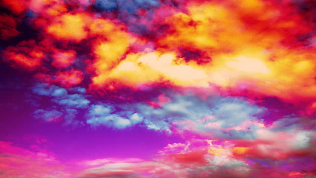 abstract clouds. hq 1080p 4:4:4. clean - pastel stock videos & royalty-free footage
