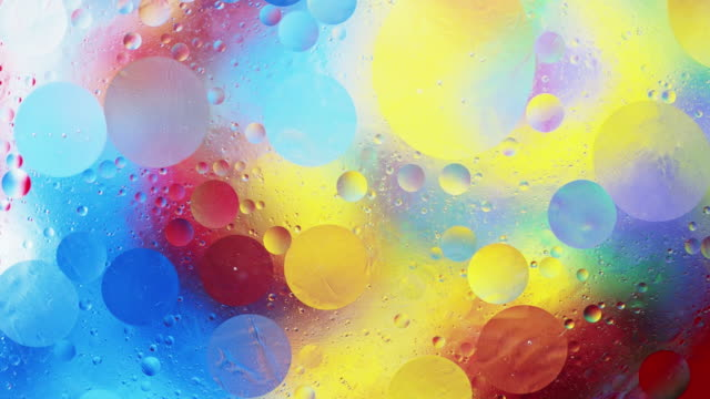 abstract color background - multi colored background stock videos and b-roll footage