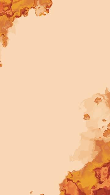 vídeos y material grabado en eventos de stock de tinta de pintura de colores abstractos, espacio de copia como espacio de tarjeta de felicitación movimientos de tinta de colores, pintura al agua, arte de marmoleado, fondos de video de stock perfectamente en bucle - marmolizado