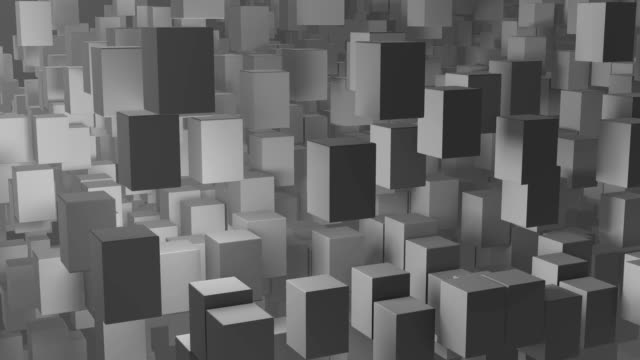 Abstract Cube Shapes (Loopable)