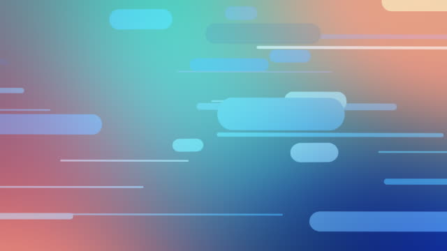 abstract dashed line color pattern background - fade out stock videos & royalty-free footage