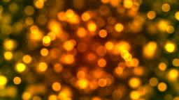 Abstract Defocused Lights Background Bokeh stock video 4K