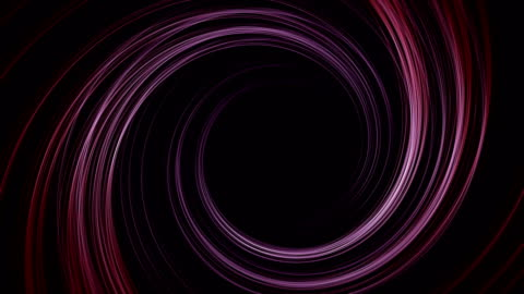 abstract digital cyber tunnel background - spiral stock videos & royalty-free footage