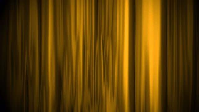 abstract digitally generated background realistic fabric background animation - curtain stock videos & royalty-free footage