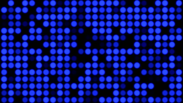 abstract dots background / loopable - disco dancing stock videos & royalty-free footage