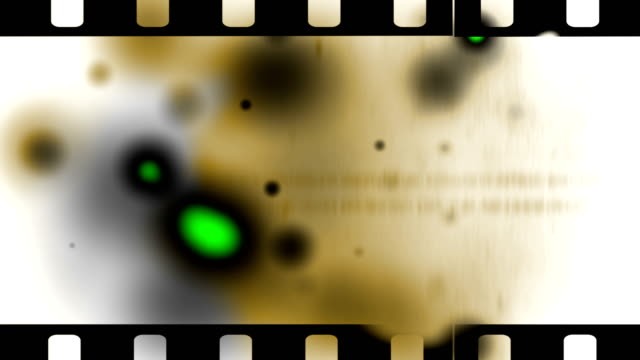 abstract film burns - film leader stock videos & royalty-free footage