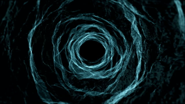 abstract flowing water motion background - hole stock videos and b-roll footage