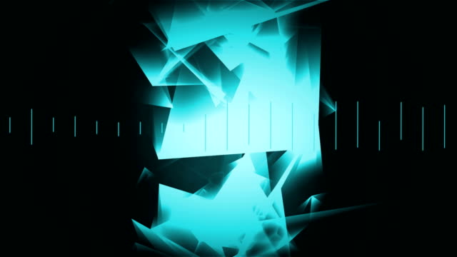 abstract fractal background - video jockey stock videos & royalty-free footage