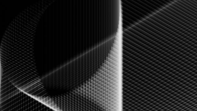 vídeos de stock e filmes b-roll de abstract fractal background - imagem tonalizada