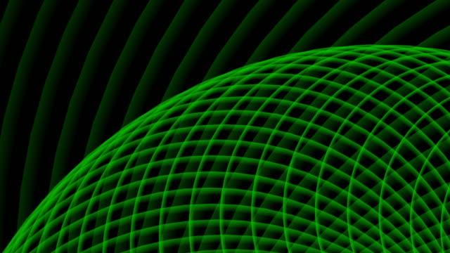 abstrakter fraktalhintergrund - morphing stock-videos und b-roll-filmmaterial