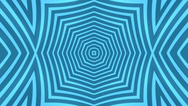 抽象的なフラクタル万華鏡背景 - フラクタル点の映像素材/bロール