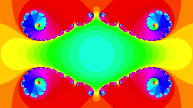 Abstract fractal pattern-Loopable