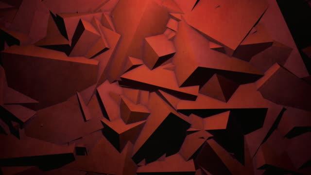 Abstrato geométrico fundo. Resolução 4K