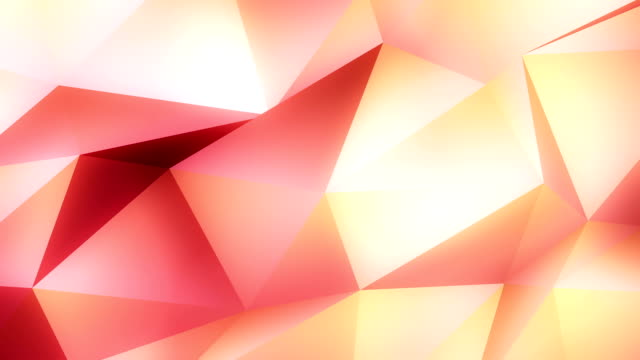 abstract geometric background peach
