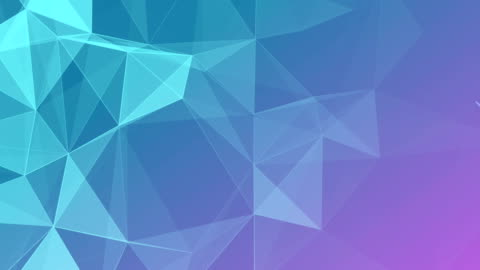 abstract geometric triangles background violet - triangle shape stock videos & royalty-free footage