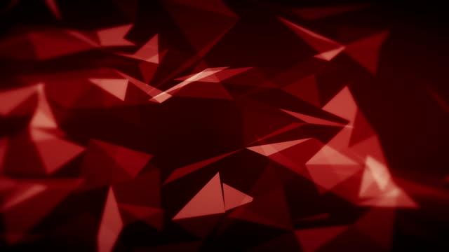 Abstratos triângulos geométricos (Loopable)
