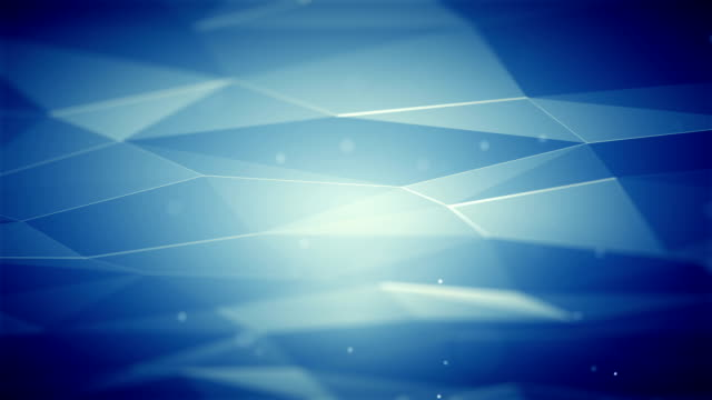 Abstrakte geometrische Dreiecke (Endlos wiederholbar)