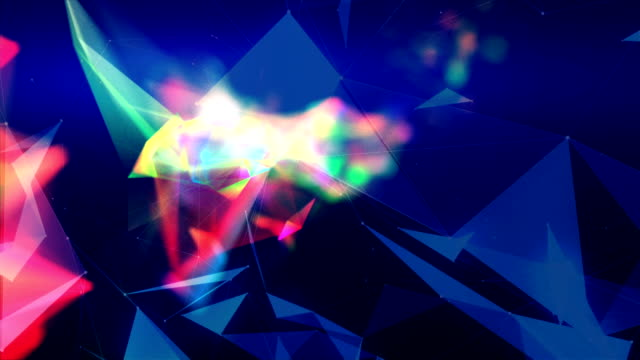 abstract geometrical background - angle stock videos & royalty-free footage