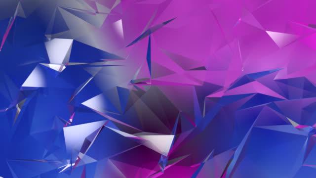 抽象的な幾何学の背景-HD