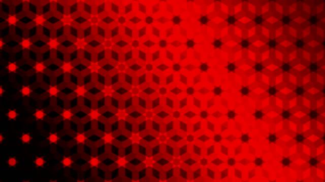 Abstract geometry background loop