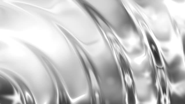 vídeos de stock e filmes b-roll de fundo de metal abstrato efeito de vidro - natureza morta