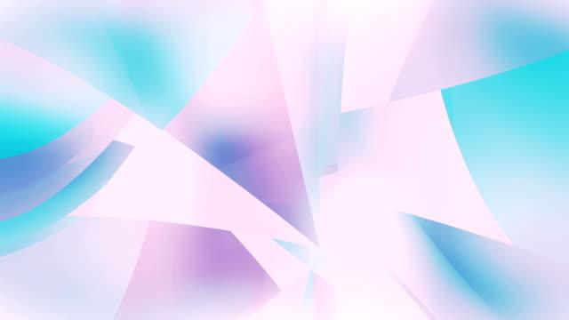 vidéos et rushes de verre abstrait fond bouclables - verre translucide