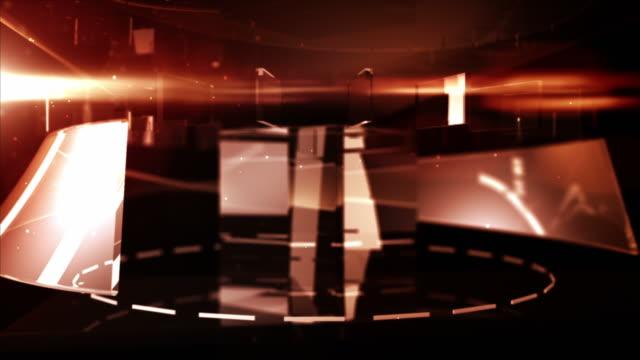 vídeos y material grabado en eventos de stock de bucle de fondo abstracto trasparente la medianoche rojo (full hd - bronceado
