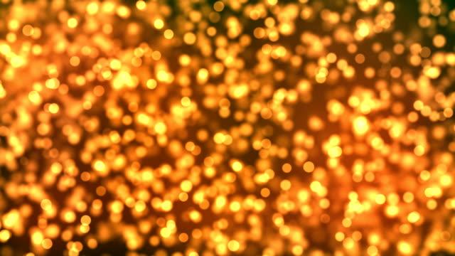 vídeos y material grabado en eventos de stock de fondo abstracto de oro y fondo transparente de 30 segundos y lazo - pájaro carpintero escapulario