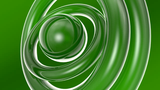 抽象的なグリーンの背景-hd - ライトウェイト級点の映像素材/bロール