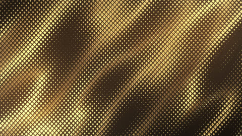 abstract grid background (dark gold) - loop - medal stock videos & royalty-free footage