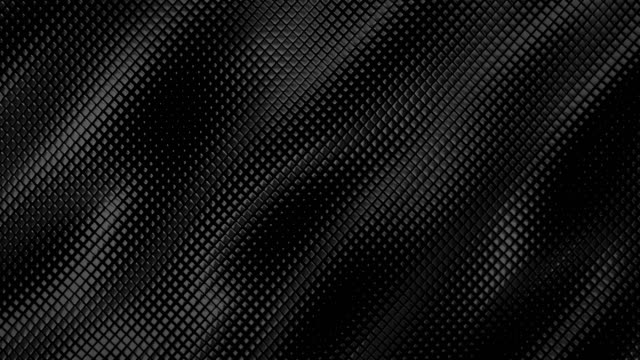 abstract grid background (black) - loop - metal stock videos & royalty-free footage