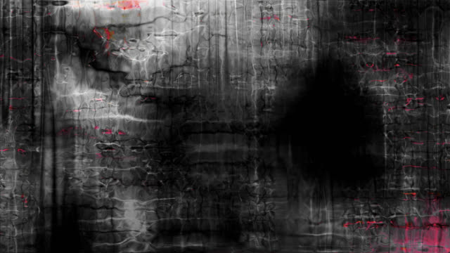 abstract grungy imagery (loop). - graffito stock-videos und b-roll-filmmaterial