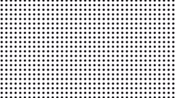 Abstract Halftone Moving Background. Dots on white background