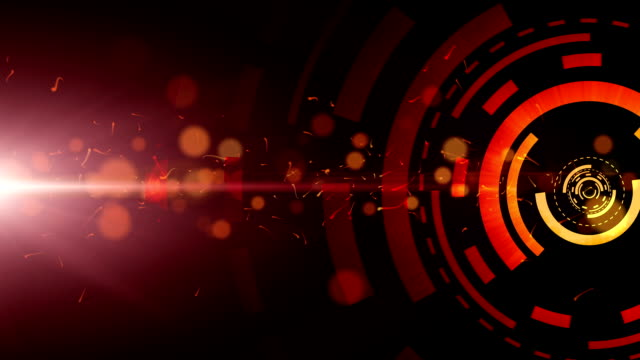 vídeos y material grabado en eventos de stock de abstracto animación de display de - signo de puntuación