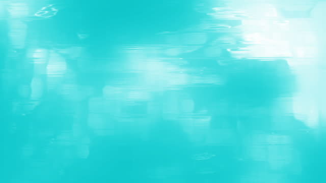 Abstract heavily painted Blue loopable watery feel background