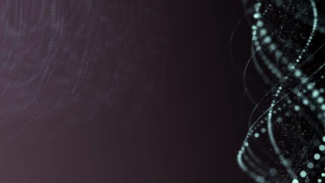 stockvideo's en b-roll-footage met abstracte helix loopbare - spiraal