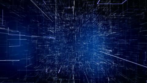 vídeos y material grabado en eventos de stock de resumen textura de fondo de alta tecnología. - imagen generada digitalmente