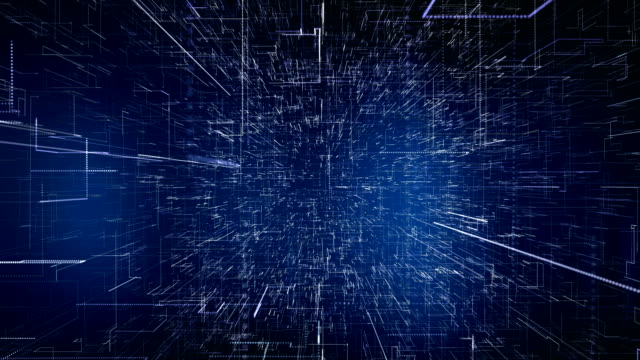 abstract high tech background texture. - data stock videos & royalty-free footage