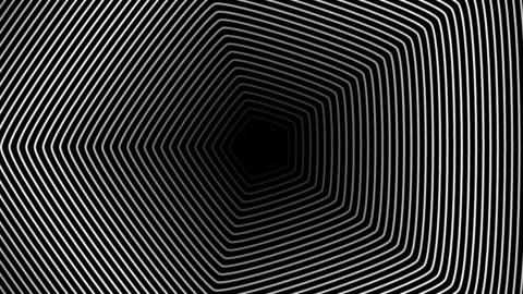 vídeos de stock, filmes e b-roll de fundo abstrato hipnóticos - truque de mágica