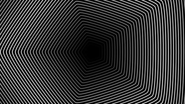 abstract hypnotic background - magic trick stock videos & royalty-free footage