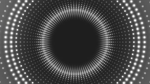 abstract infinity and particle swirl background 4k + loopable - grey colour stock videos & royalty-free footage