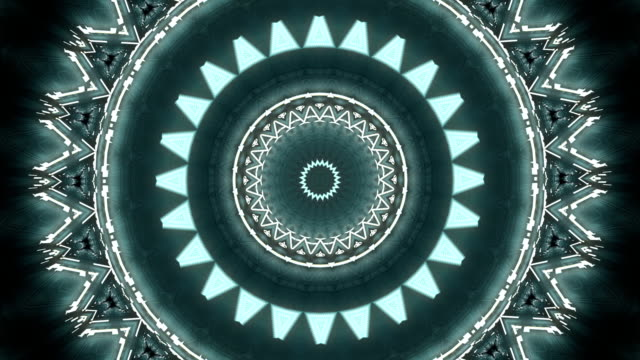 Abstract Kaleidoscope background 03