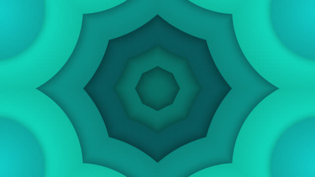 abstract kaleidoscope background - loopable - psychedelic stock videos & royalty-free footage