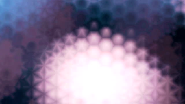abstract kaleidoscope pattern background - laser stock videos & royalty-free footage