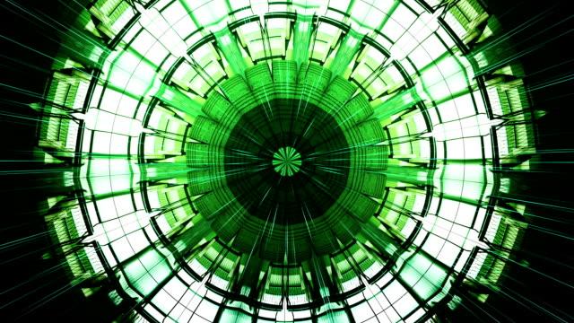 Abstrakte Kaleidoskop